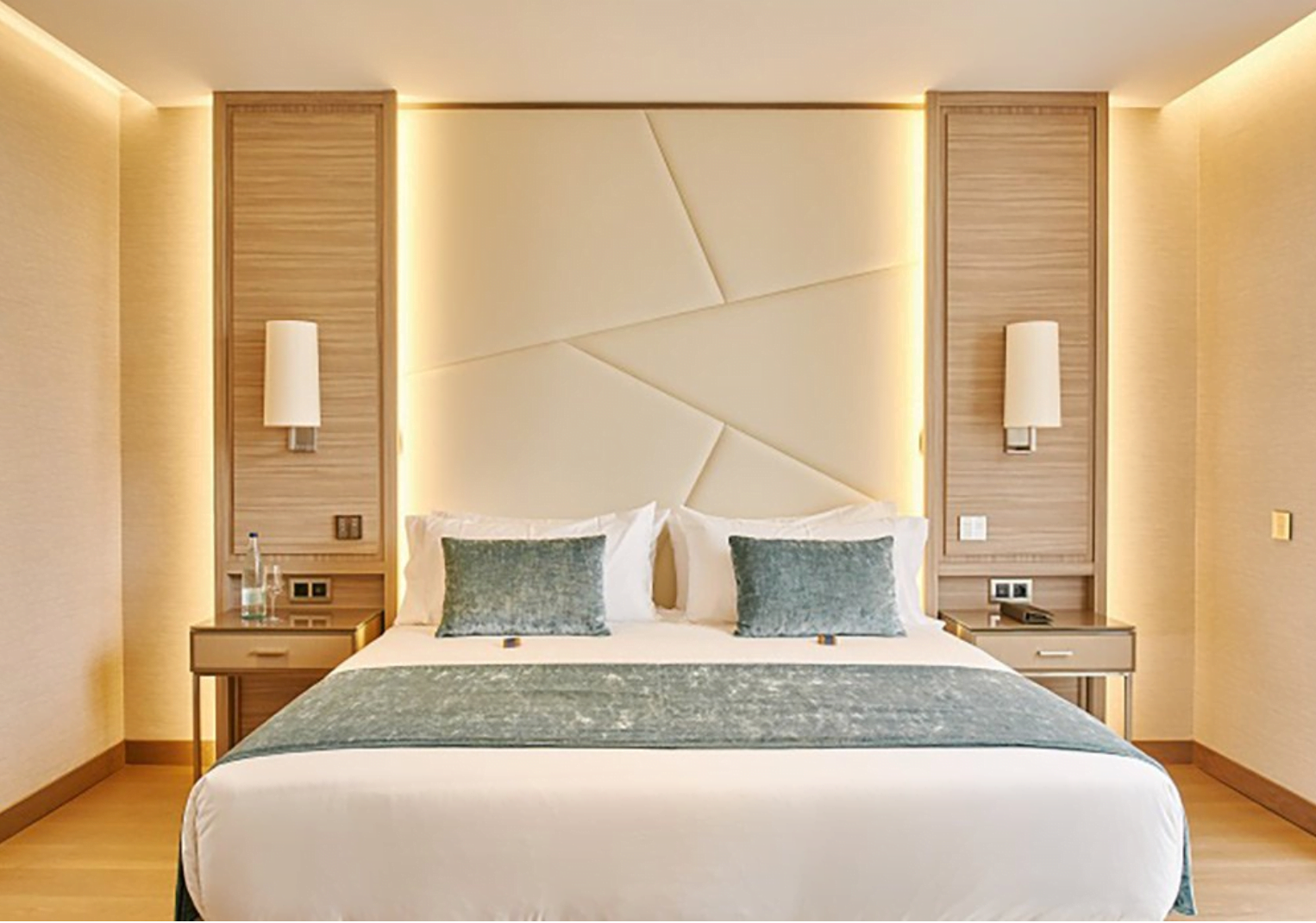 Personalizar habitación de hotel