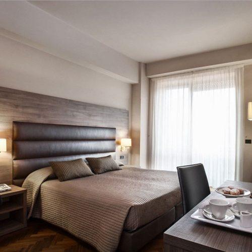 mobiliario de hotel