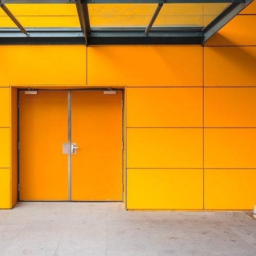 puertas cortafuegos rf