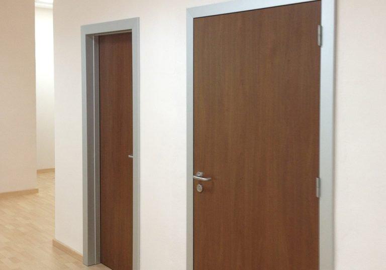 Puertas HPL Fenólicas