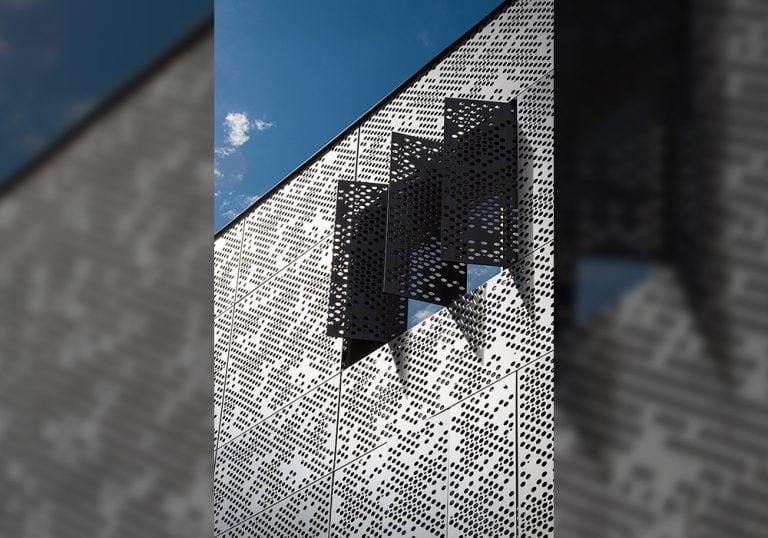 revestimiento pared exterior fenólico
